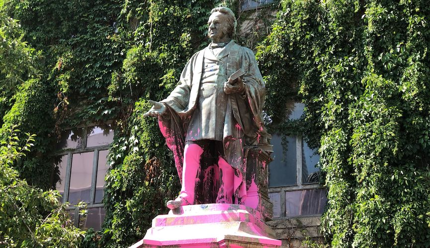 Read more about the article Statement of Solidarity – Removal of the Statue of Egerton Ryerson